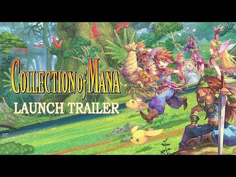 Collection of Mana | Launch Trailer (Closed Captions)