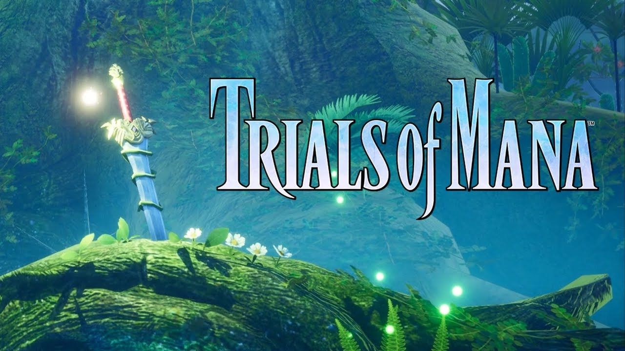 Trials of Mana | Teaser Trailer (Closed Captions)