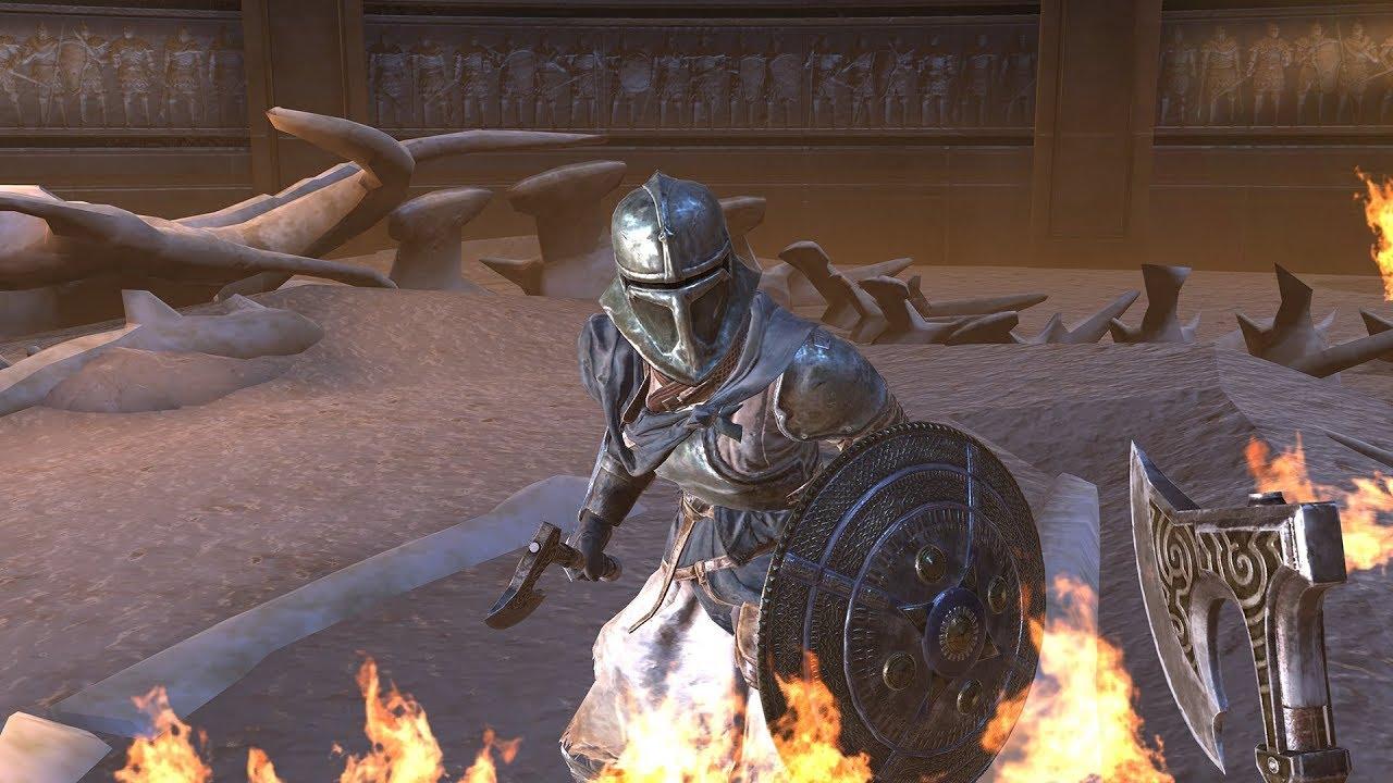 The Elder Scrolls: Blades Update 1.5 Offizieller Trailer
