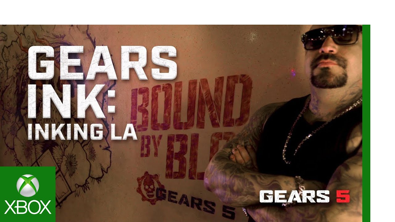 Gears Ink Highlights aus Los Angeles | Gears 5 Launch