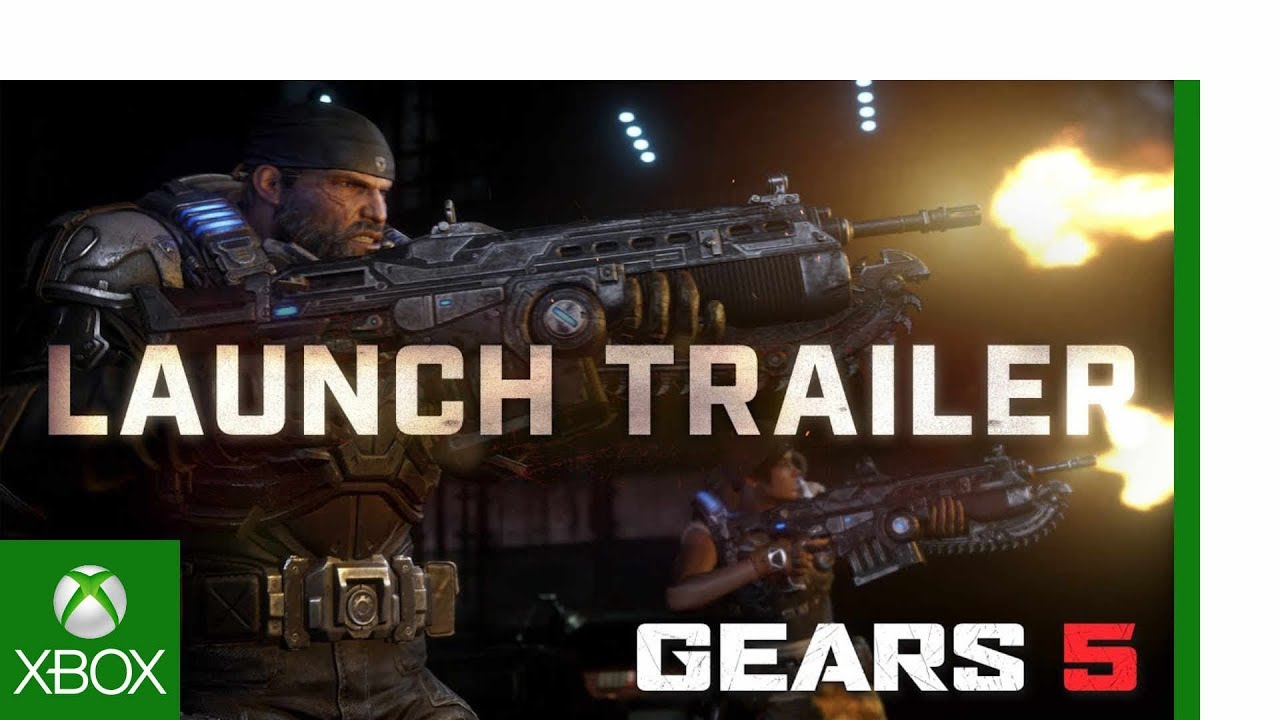 """Gears 5 