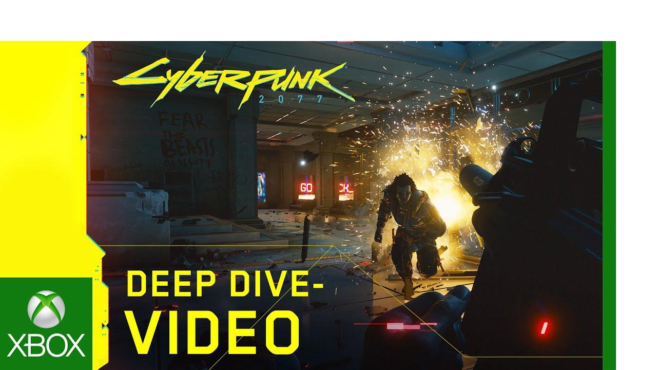 Cyberpunk 2077 | Deep Dive Video