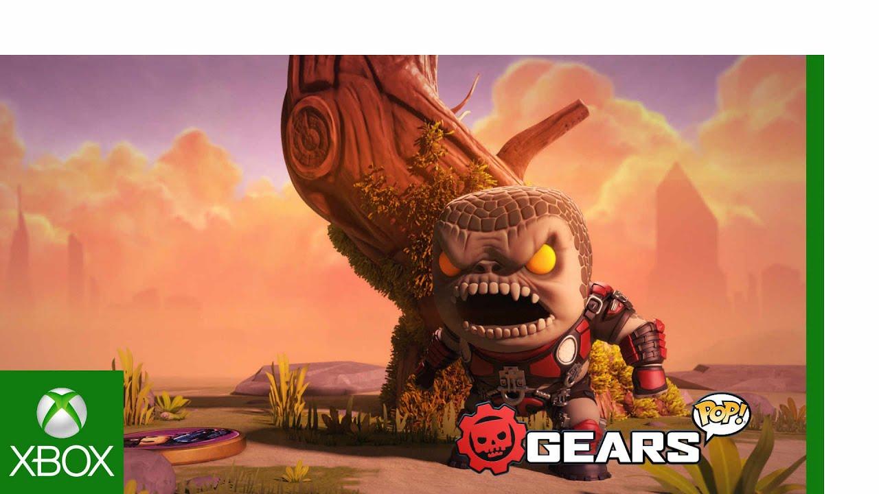Gears POP! | Boomer Buddy Gamescom 2019 Trailer