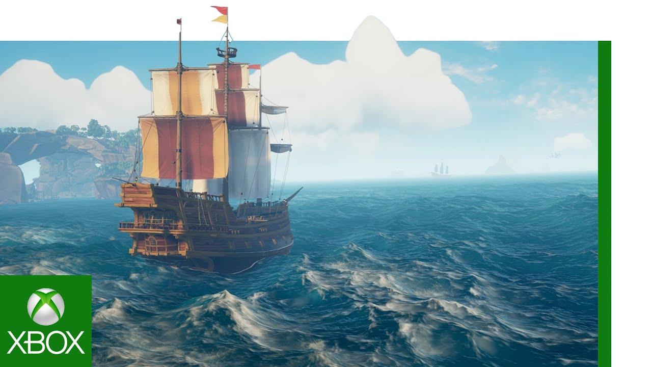 Sea of Thieves | E3 2019 Anniversary Edition Trailer (deutsch)
