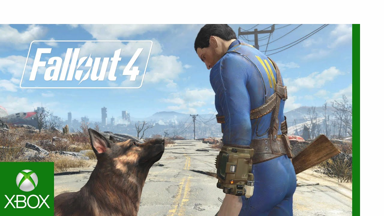🔴 Fallout 4 im Xbox Game Pass  Gameplay Livestream