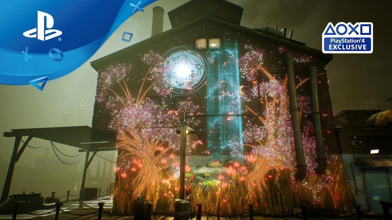 Concrete Genie – Reveal Trailer [PS4] Paris Games Week 2017