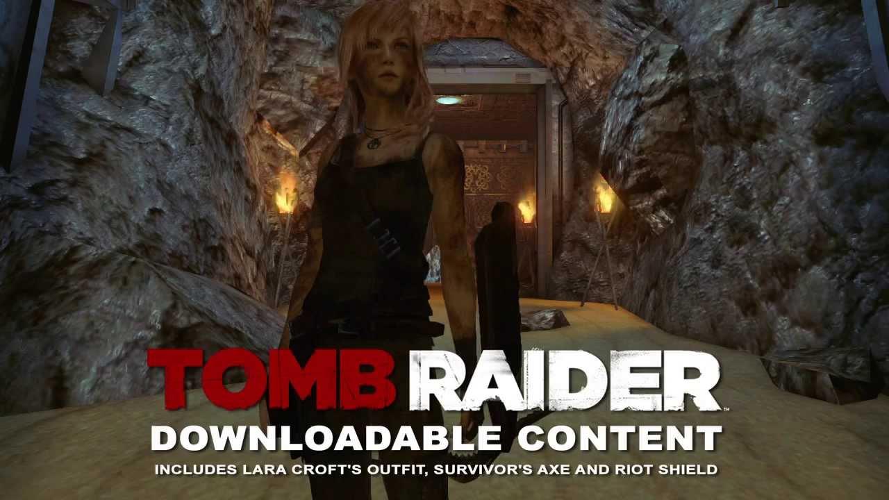 Lara Croft/TOMB RAIDER Gear — LIGHTNING RETURNS: FINAL FANTASY XIII