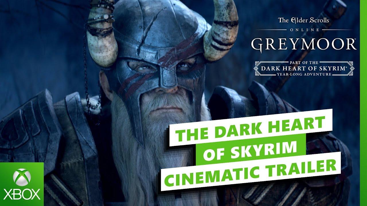 NEUER TRAILER – The Elder Scrolls Online   Das schwarze Herz von Skyrim Cinematic Trailer
