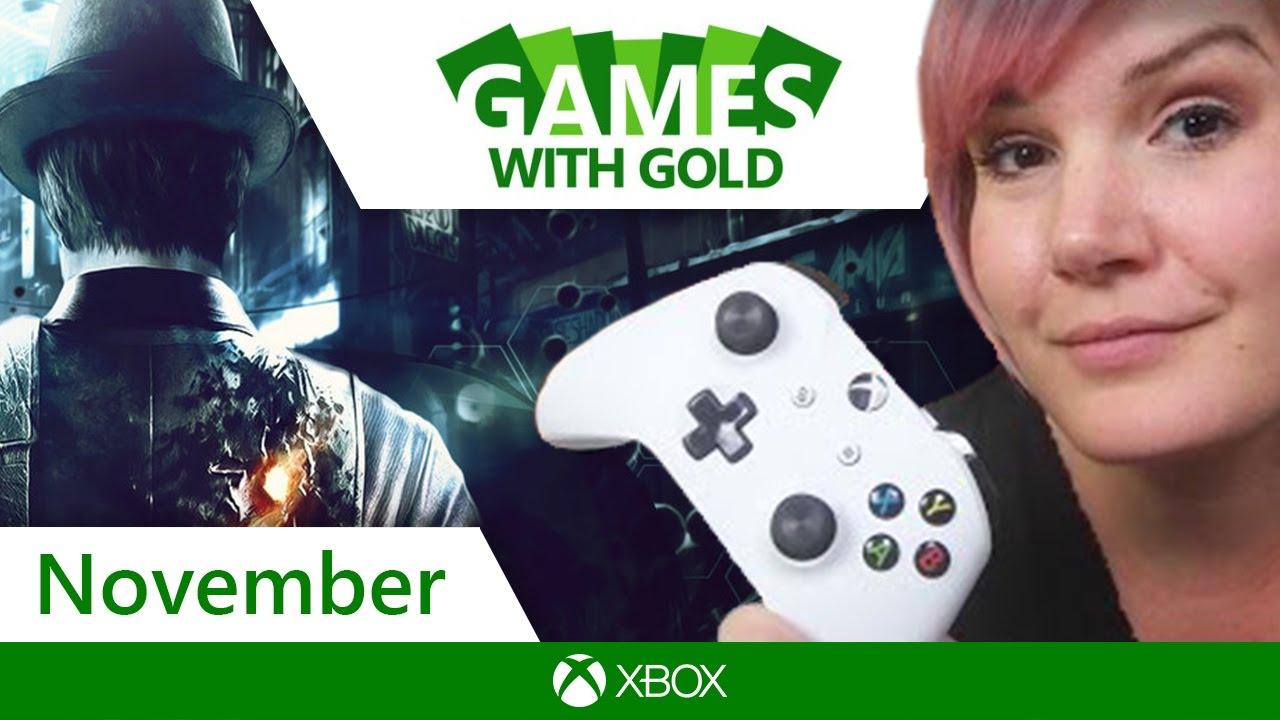 Kostenlose Spiele für Xbox One   November