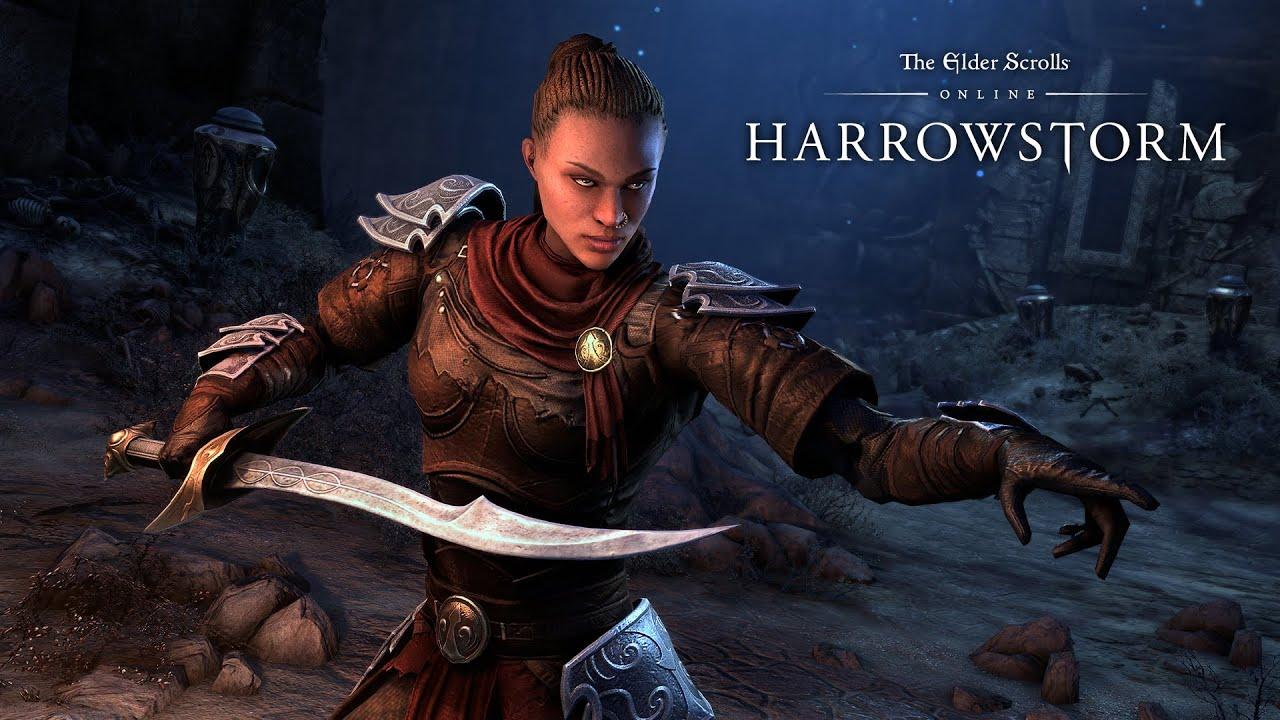 The Elder Scrolls Online: Harrowstorm – Gameplay-Trailer