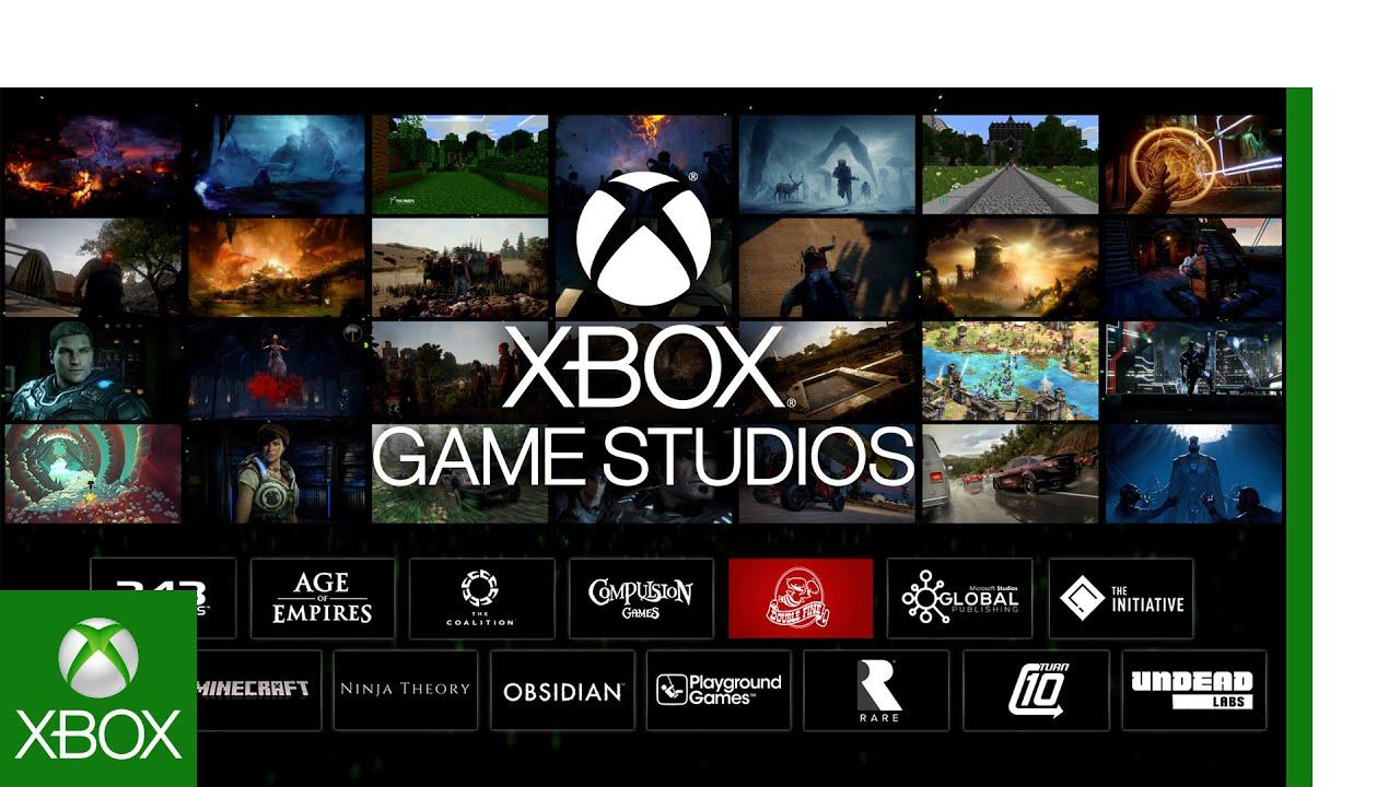Xbox Game Studios Intro | E3 2019 Trailer (deutsch)