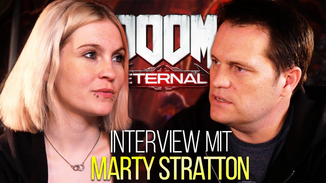DOOM Eternal – Community Interview mit Marty Stratton
