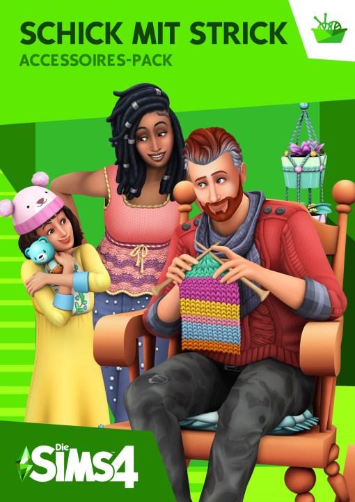 Im Test: Die Sims 4: Schick mit Strick-Accessoires