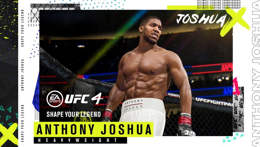 EA SPORTS UFC 4 im Test