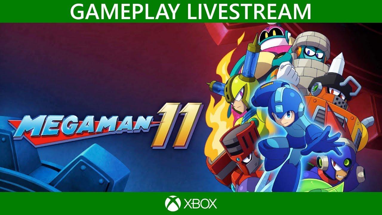 🔴 Mega Man 11 | Gameplay Livestream