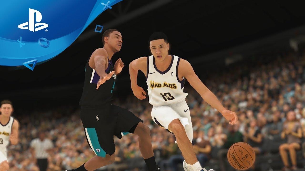 NBA 2K19 – Momentous Trailer [PS4, deutsch]