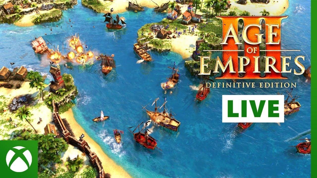 🔴 Age of Empires III: Definitive Edition beweist, dass Klassiker immer noch ganz vorne mitspielen!