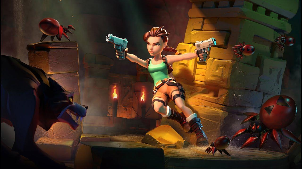 Tomb Raider Reloaded | Teaser Trailer