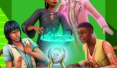 Die Sims™ 4 Paranormale Phänomene 0