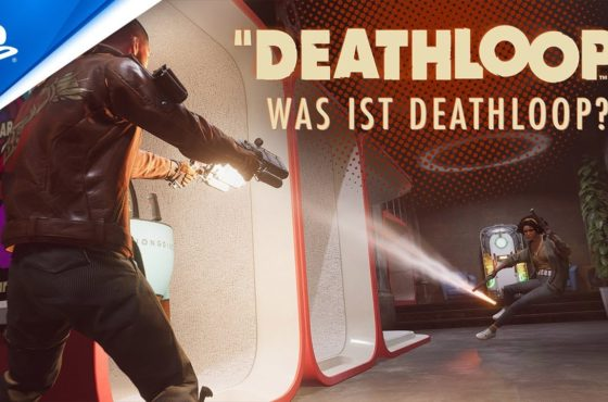 DEATHLOOP | Was ist DEATHLOOP? | PS5, deutsch