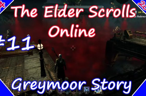 Part11 Greymoor Story / Eso Livestream / PS4 Deutsch 2021