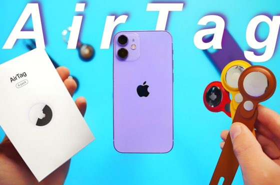 Nuovo iPhone 12 Viola + Apple AirTag Unboxing e Test