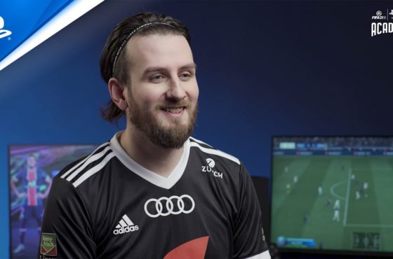 PlayStation Academy – Interview mit Stylo Teil 1   FIFA 21   PS4 Tournaments