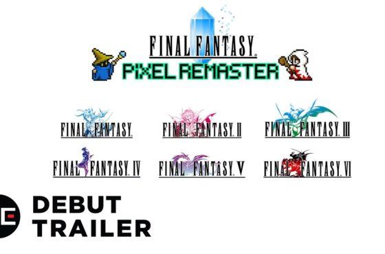 FINAL FANTASY PIXEL REMASTER | E3 Teaser Trailer