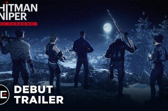 Hitman Sniper: The Shadows | E3 World Premiere Trailer
