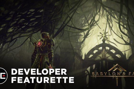 BABYLON'S FALL | Developer Interview – long version –