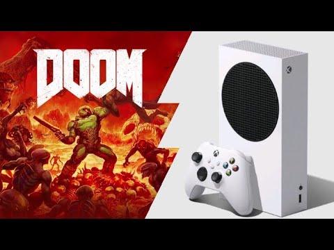 Xbox Series S | Doom (2016) | Graphics Test/Loading Times