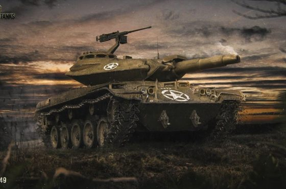 World Of Tanks 1.13   RTX 3070 Ti + i7 10700KF   1440p(2K)   Test (Max Settings)