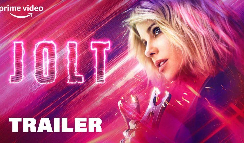 Prime Video: Jolt   Offizieller Trailer  Prime Video DE