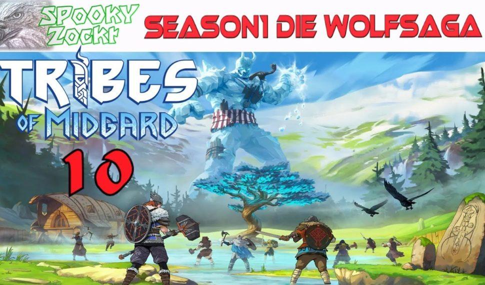 Tribes of Midgard #10 Ein Rush Start vom Feinsten – Let's Play / Gameplay Deutsch