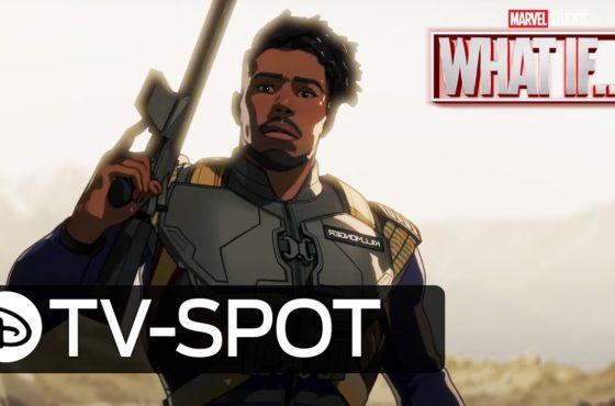 Marvel Studios' What If…? – TV-Spot   Disney+