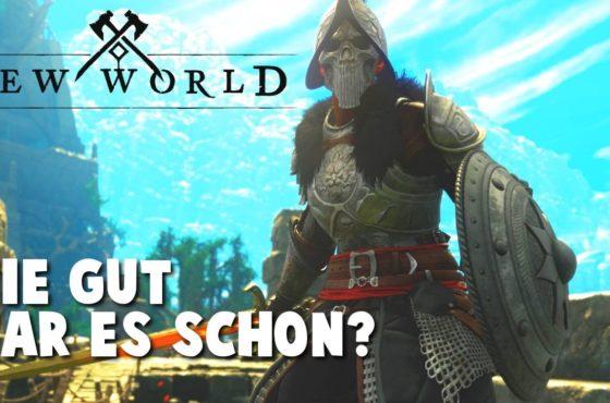 Mein Fazit zur New World Beta! (und dem Battle)