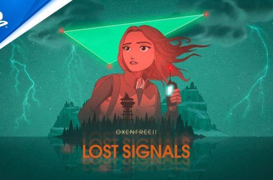 Oxenfree II: Lost Signals – Announce Trailer | PS5, PS4, deutsche Untertitel