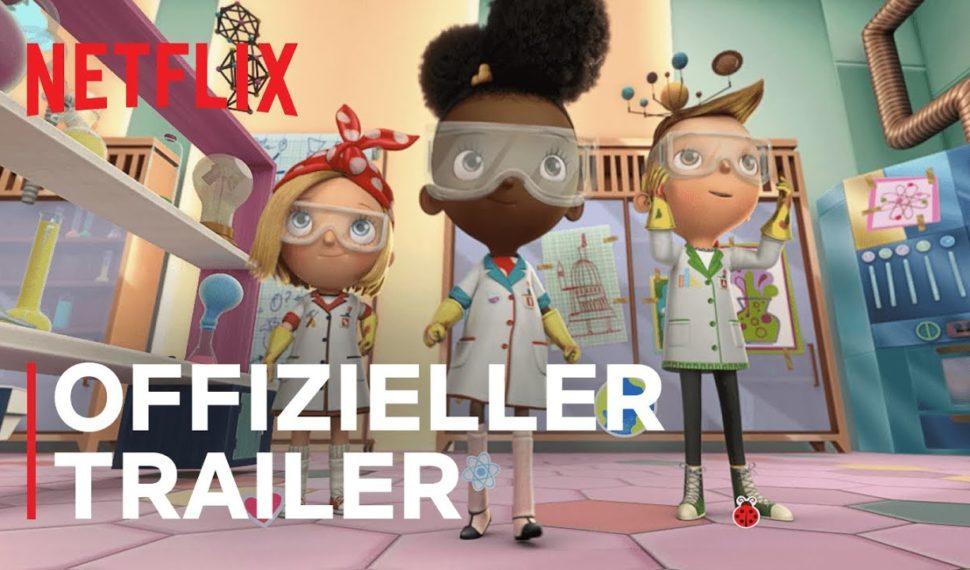 Netflix: Ada Twist | Offizieller Trailer | Netflix