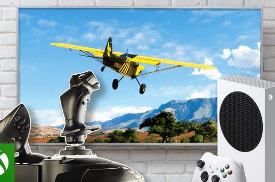 Microsoft Flight Simulator –  ALLE STEUERUNGSOPTIONEN