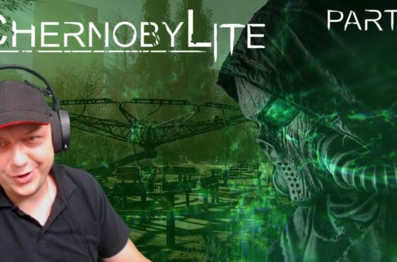 Der Schwarze Stalker greift uns an | Chernobylite | #3