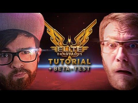 Game One – TV Extended: Elite Dangerous – Tutorial & Beta-Test