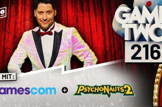 Gamescom 2021, Elden Ring, Psychonauts 2, 12 Minutes | Game Two #216