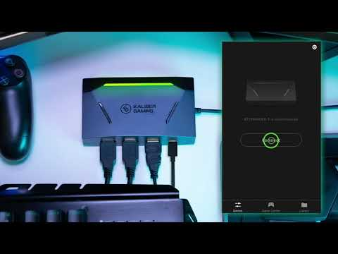 KeyMander 2 Keyboard∕Mouse Adapter & KeyMander 2 3Play Switch Setup for Sony PlayStation 4∕PS4