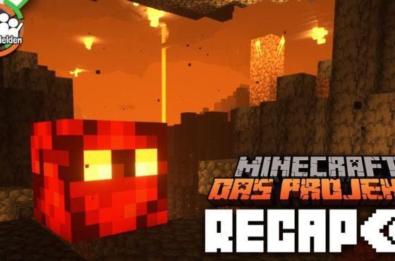 MINECRAFT Das Projekt RECAP« – Maggi und Nether – Let's Play Minecraft