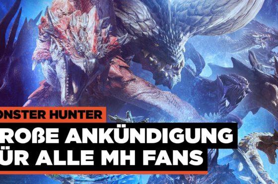 🥳 Großes Event von Capcom geplant und neue Event Quest von Monster Hunter Rise! Monster Hunter News