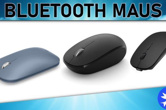 ᐅ Bluetooth Maus Test 2021 | Die besten Bluetooth Mäuse vorgestellt
