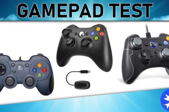 ᐅ Gamepad Test 2021   Die besten Gamepads vorgestellt