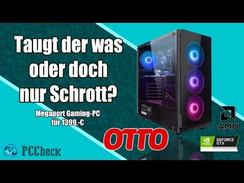 OTTO.DE/MEGAPORT Ryzen 3700X – Nvidia RTX 3060 – Taugt der was?
