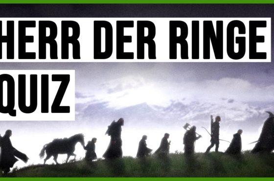 HERR DER RINGE QUIZ – 15 Fragen