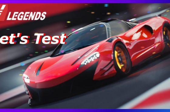 Roblox let's Test / V. Legends